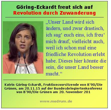 Göring Eckardt Sprüche
